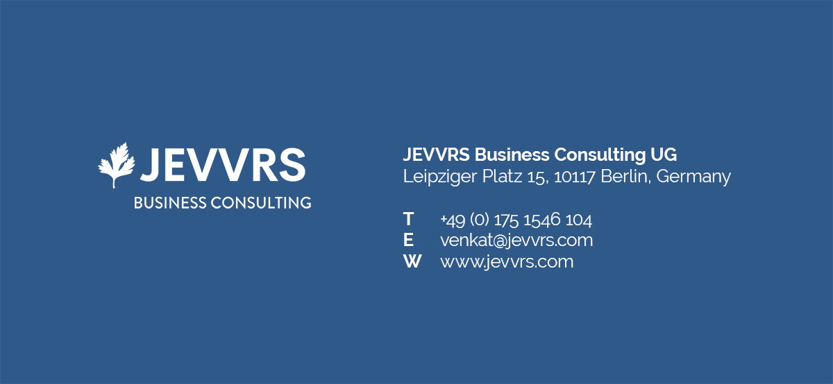 JEVVRS Business Consulting UG